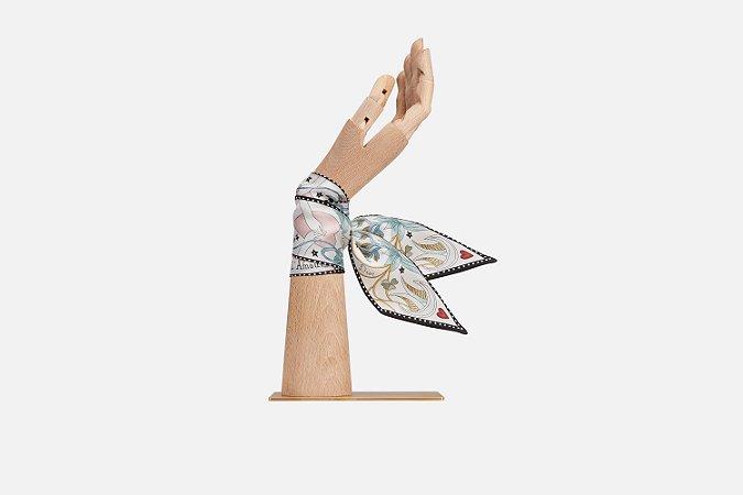 """Christian Dior - MITZAH TAROT """"OS ENAMORADOS"""", OFF-WHITE"""