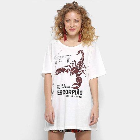 Farm - T-shirt Escorpião