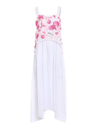 Ermano Scervino - Vestido bordado