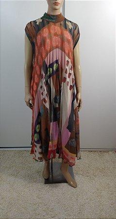 Valentino - Vestido print