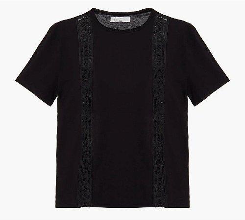 Talie nk - Camiseta Luciana - Preta