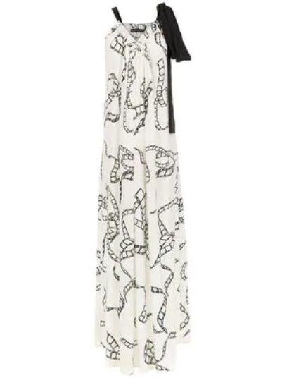 REINALDO LOURENÇO - Vestido longo seda