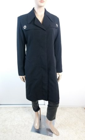 Moda Mania - Trench Coat Alfaiataria