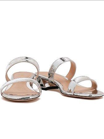 Stuart Weitzmann - Silver sandals