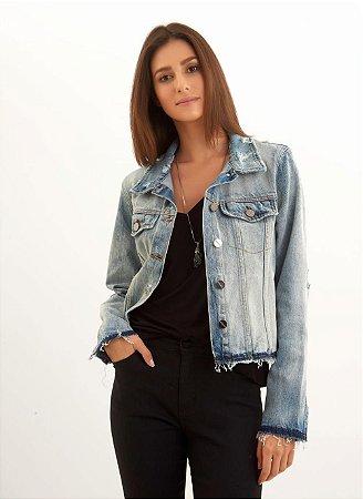 Le Lis Blanc - Jaqueta jeans