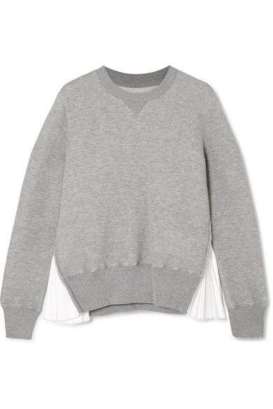 Sacai - Sweatershirt