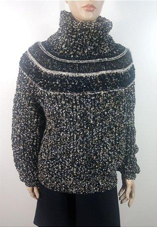 Chanel - Pullover trico / Métiers d'Art Paris-New York 2018/19