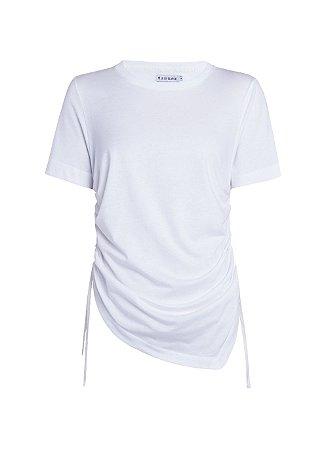 Le Lis Blanc - Tshirt drapeada