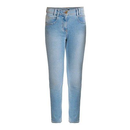 Balmain - Calça Jeans Vintage Azul ( nova coleção)