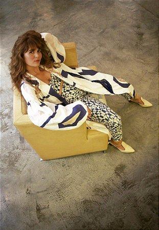 Monique Argalji - Kimono bordado