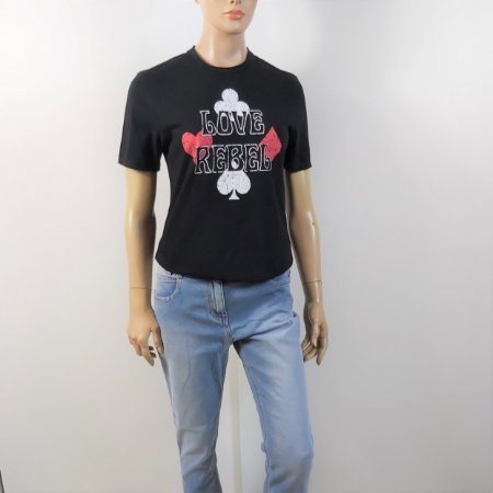 Talie nk - T-shirt malha estampada