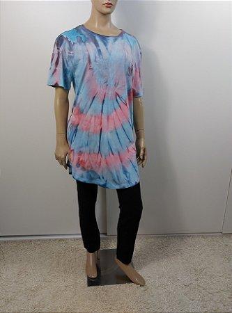 MF - Mini vestido ou maxi camiseta