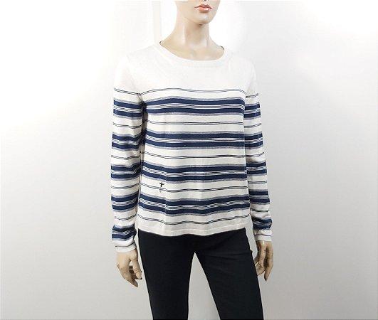 Christian Dior - Blusa listras