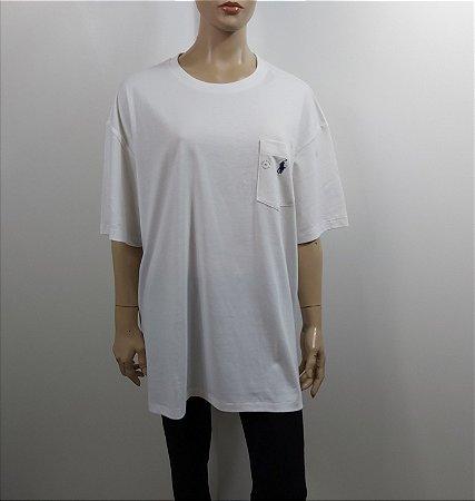 Polo Rauph Laurent - Camiseta branca