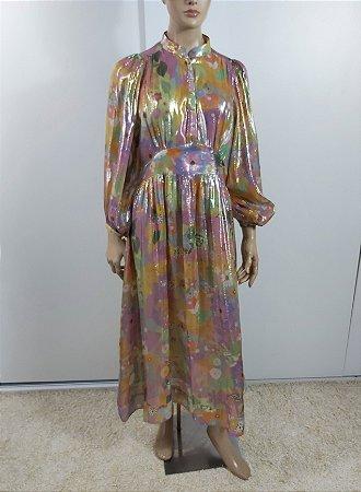 Celia - Vestido estampa