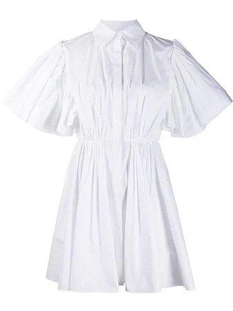 Valentino - Vestido chemise pregas (nova coleção)