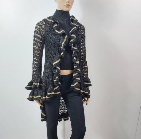Galeria Tricot - Maxi Cardigan trico