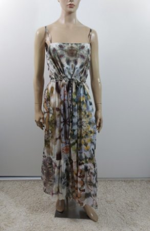 Christian Dior -  Vestido Estampa