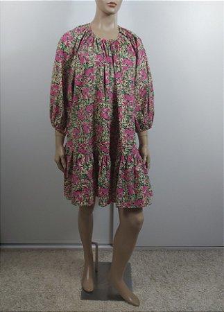 Zara - Vestido floral