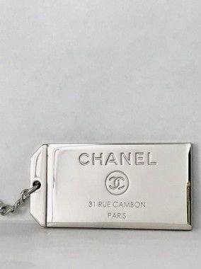 SALE WEEK *** Chanel - Chaveiro ou pingente de bolsa