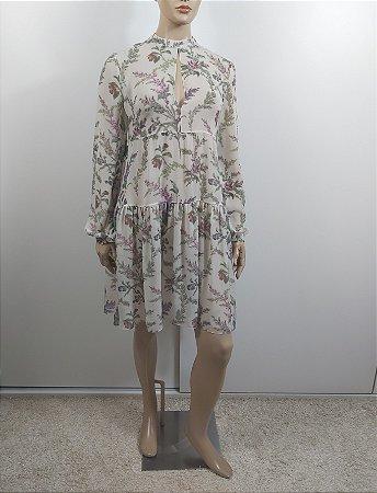 Christian Dior - Vestido curto lavanda / Ss 2020