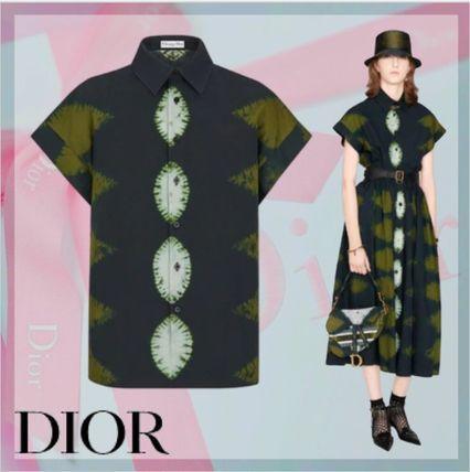 Christian Dior - Blusa Tie Die