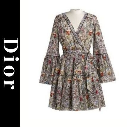 Christian Dior - Floral Dress SS20