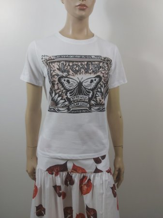 Valentino - T-shirt Butterfly