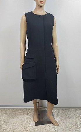 Christian Dior - Vestido la preto / Fall 2020