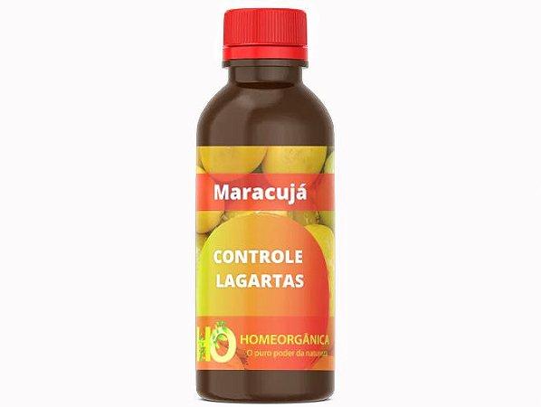 CONTROLE LAGARTA - Auxiliar de controle por infestação das lagartas – Dione juno juno, Agraulis vanillae vanillae