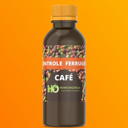 CONTROLE FERRUGEM - Auxiliar de controle na infestação por ferrugem do café (Hemileia vastatrix)
