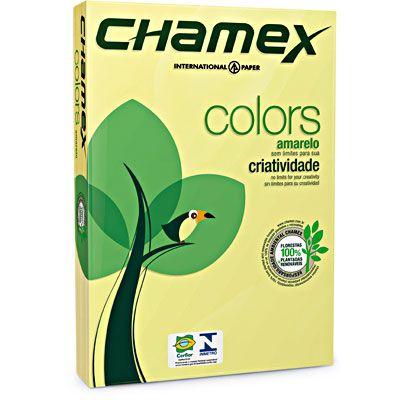 PAPEL A4 75G 210X297 C/500FLS CHAMEX AM