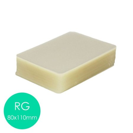 PLASTICO POLASEAL 80X110 RG C/100FLS