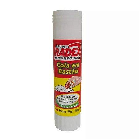 COLA BASTAO 10GRS C/01 RADEX