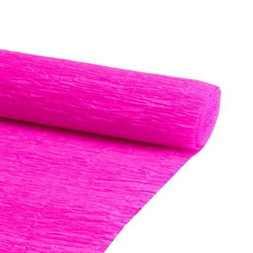 PAPEL CREPOM 48X2MTS C/10 PINK