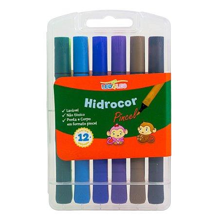 PINCEL HIDROGRAFICO JOCAR COLOR C/12
