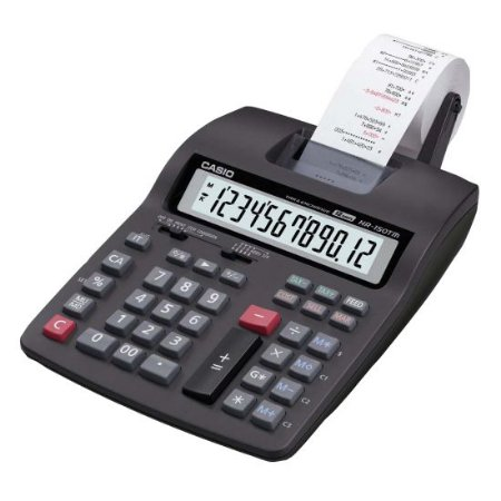 CALCULADORA C/BOBINA CASIO HR-150TM