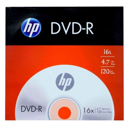 DVD-R GRAVAVEL ENVELOPE HP