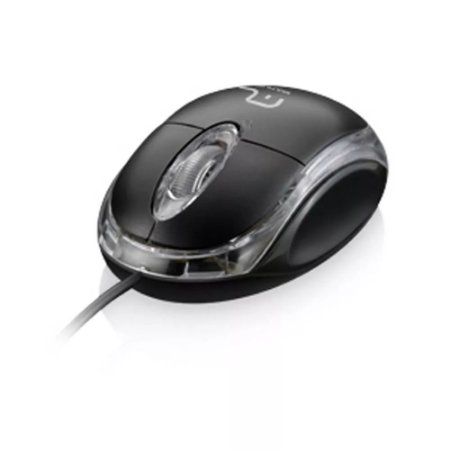 MOUSE OPTICO PS2 PRETO CLASSIC MULTILASER