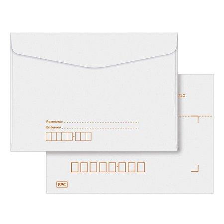 ENVELOPE CARTA 114X162 PASTEL C/50 ROM