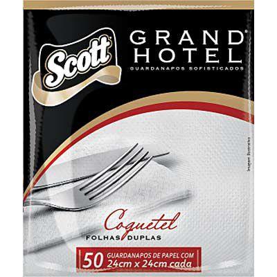 GUARDANAPO 24X24 C/50 GRAND HOTEL
