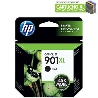 CABECA IMP HP 901XL CC654AL PRETO C/15ML
