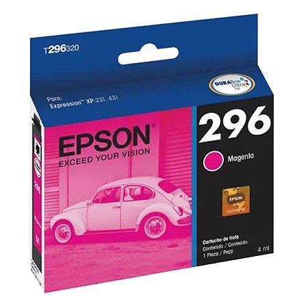 CARTUCHO EPSON T296320AL MAGENTA