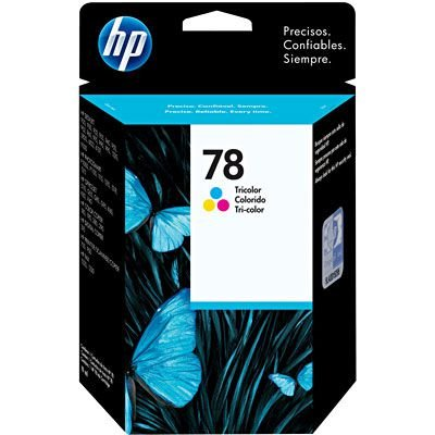 CARTUCHO HP 78 C6578DL C/19ML COLOR