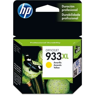 CARTUCHO HP 933XL CN056AL YELLOW C/8,5ML