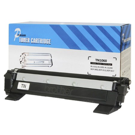 TONER BROTHER TN-1060 PRETO P/IMP HL1112