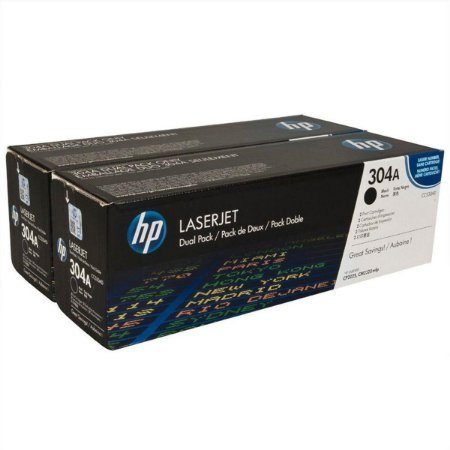 TONER HP 304 CC530ADI C/2 CC530A PRETO