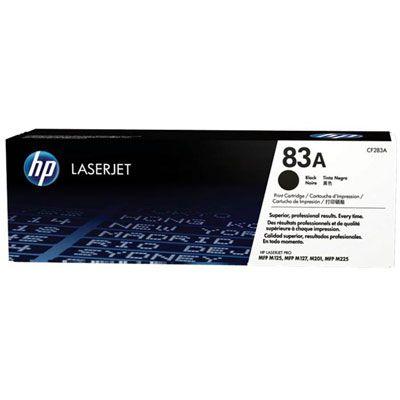 TONER HP 83 CF283A PRETO P/1500 COPIAS