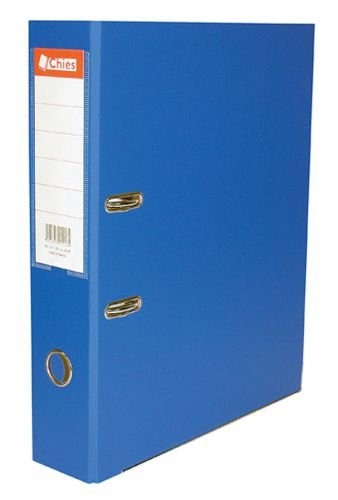 PASTA REG. A/Z OF 70MM CHIES CLASSIC AZUL 1017-4
