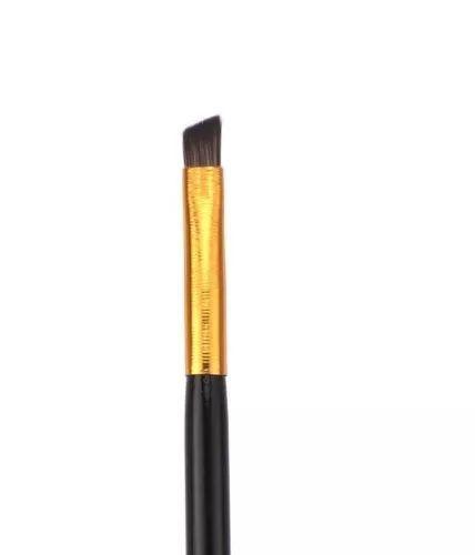 Pincel chanfrado para Delinear Linha Gold G104 Macrilan